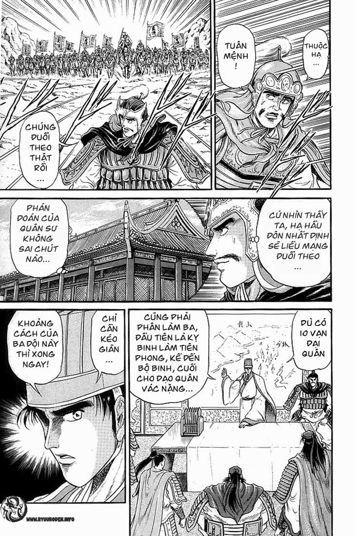Chú Bé Rồng - Ryuuroden chap 8 - Trang 19