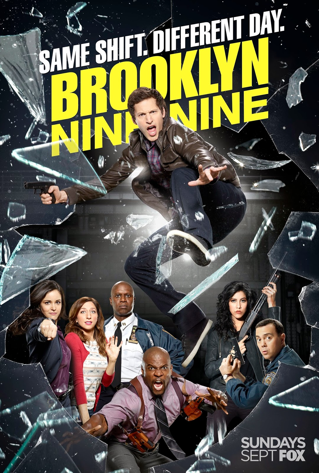 Brooklyn Nine-Nine (Temporada 2)