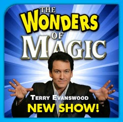 Magic Show Terry Evanswood