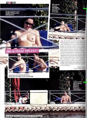 Fotos da Kate Middleton em Topless