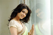 Samantha latest Gorgeous Looking Saree Photo Shoot Gallery-thumbnail-14