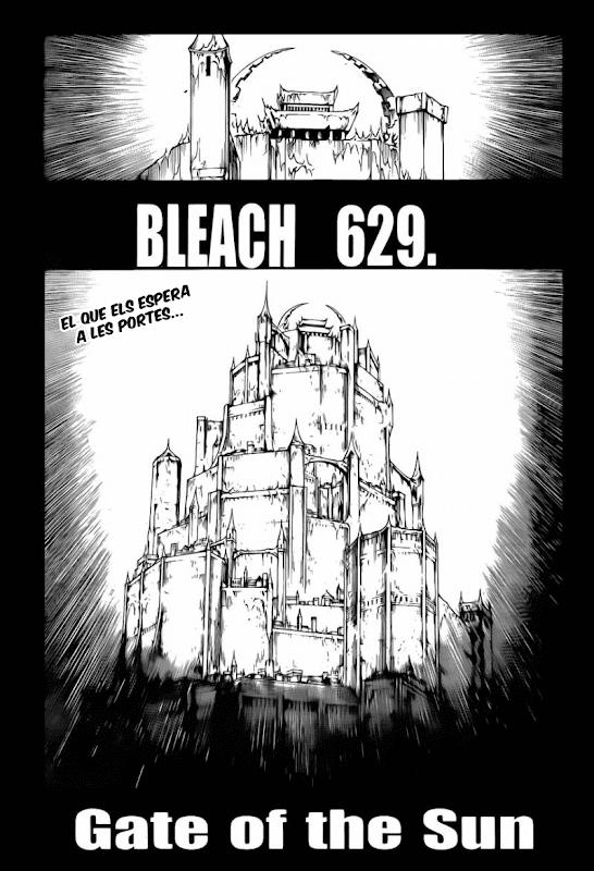 Seireitei No Fansub. Bleach 629 03