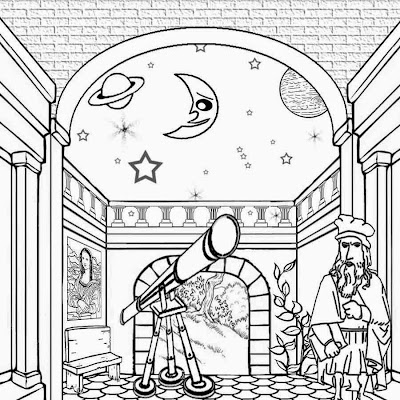 Sun Moon and Stars Activities for Kids