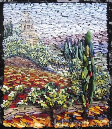 mozaika mikro