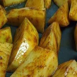 تعلم طريقه عمل البطاطس المشويه فى الفرن وصفه البطاطس المشويه