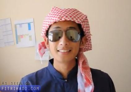 video tutorial songkok kopiah matlutfi