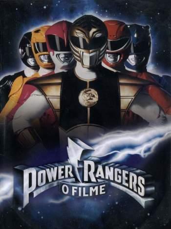 Power Rangers: O Filme Torrent – WEB-DL 720p/1080p Dual Áudio