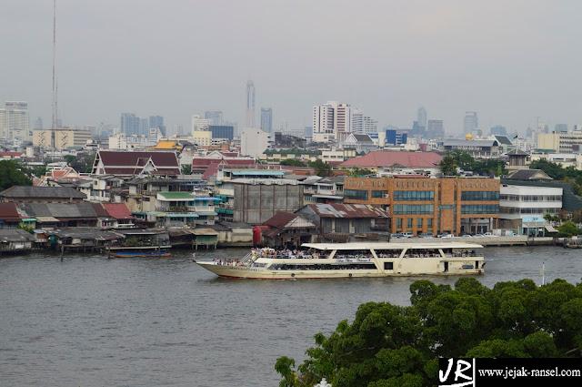"""""""Chao Praya River, Bangkok Thailand"""""""