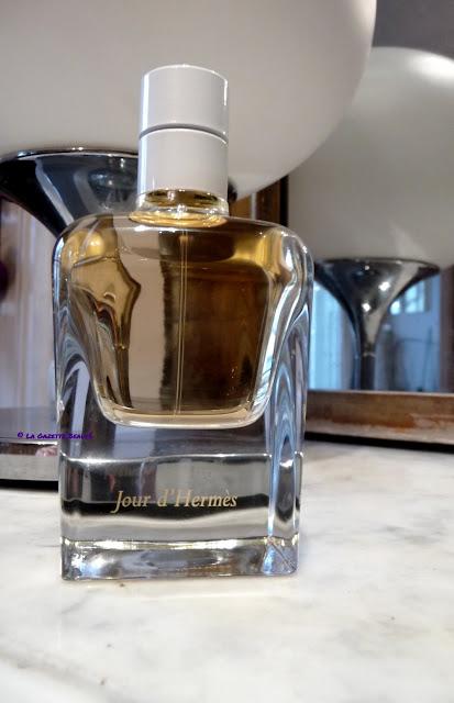 Nouveau parfum hermès