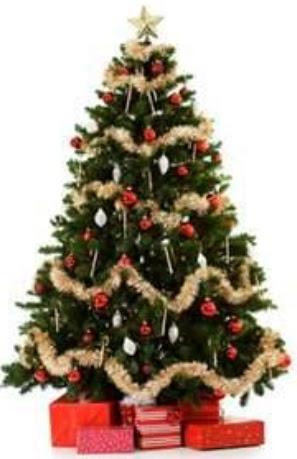 A mi manera c mo adornar y decorar el rbol de navidad - Como decorar mi arbol de navidad ...