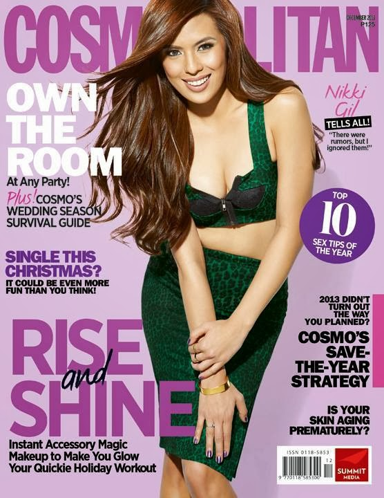 Fashion Pulis Like Or Dislike Nikki Gil For Cosmopolitan