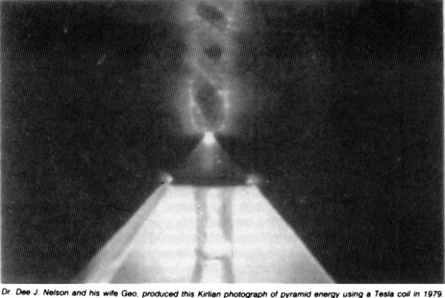 Pyramids Globally Beaming Energy To Mysterious Space Cloud