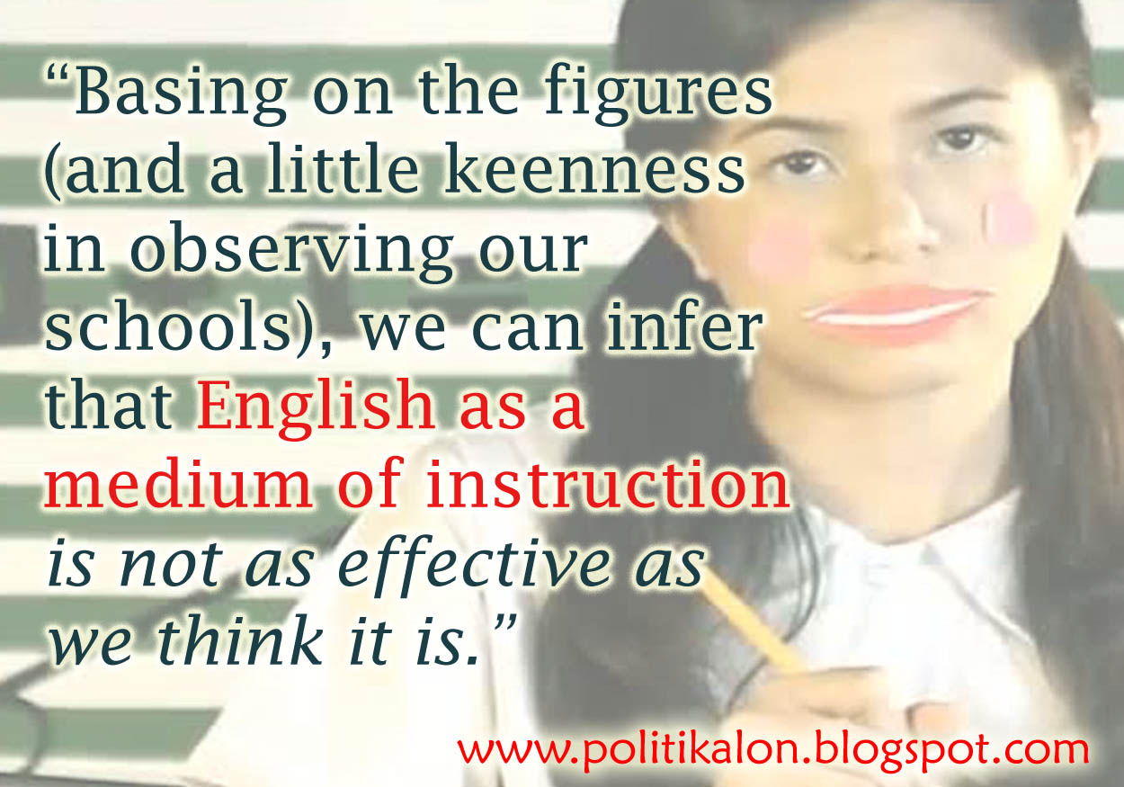 english as a medium of instruction