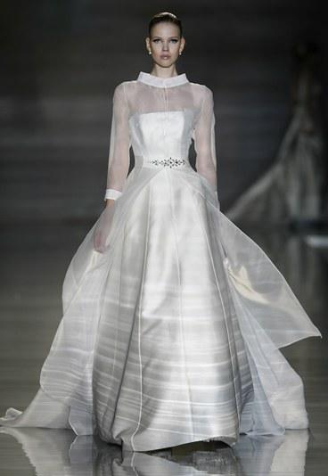 vestidos de novia para gorditas. Este es un vestido para novias