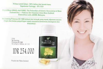 <b>Evening Primrose Oil</b>