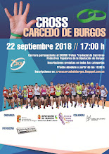 CARTEL V CROSS CARCEDO DE BURGOS