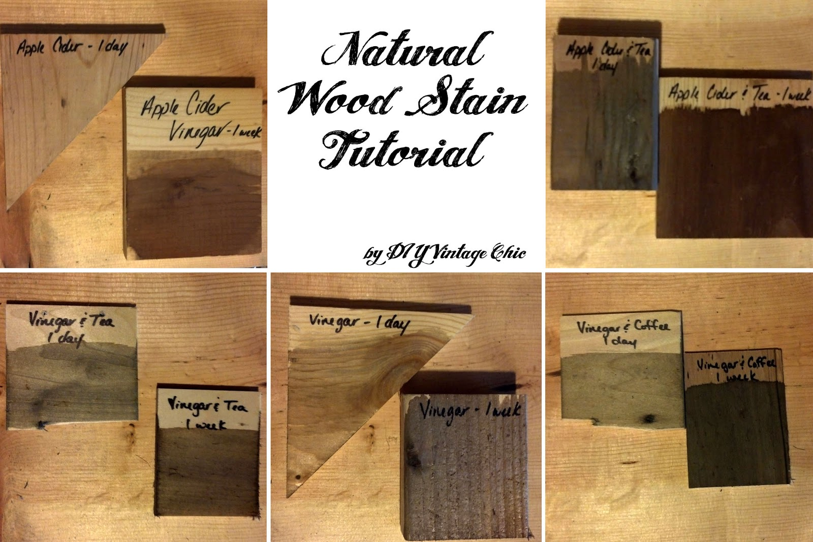So some of you may remember my Natural Wood Stain Tutorial from ...