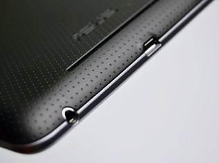 Alto-falantes do Nexus 7