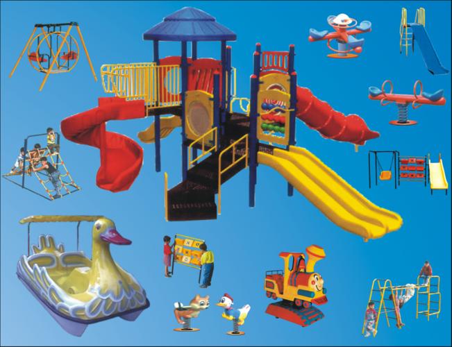 permainan di playground