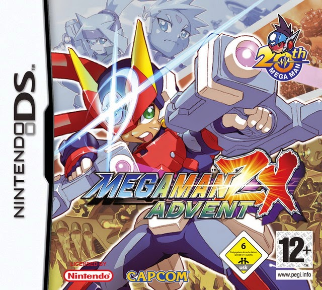 Mega Man ZX Advent (Español) (Nintendo DS)