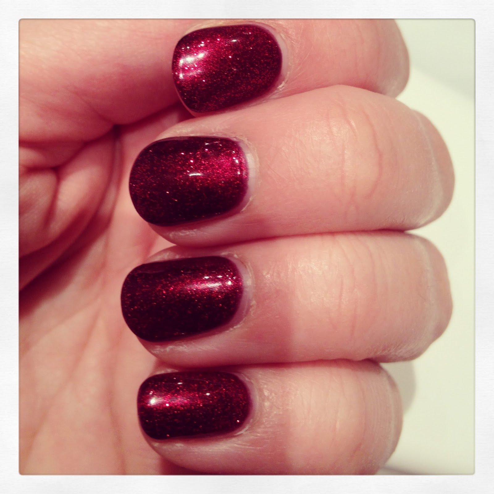 A Little Bit of Luxe: Nail your look with Gelish