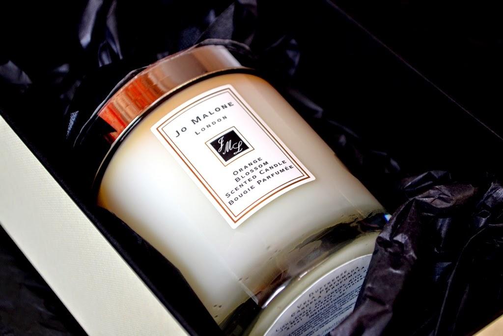 свечи ароматные