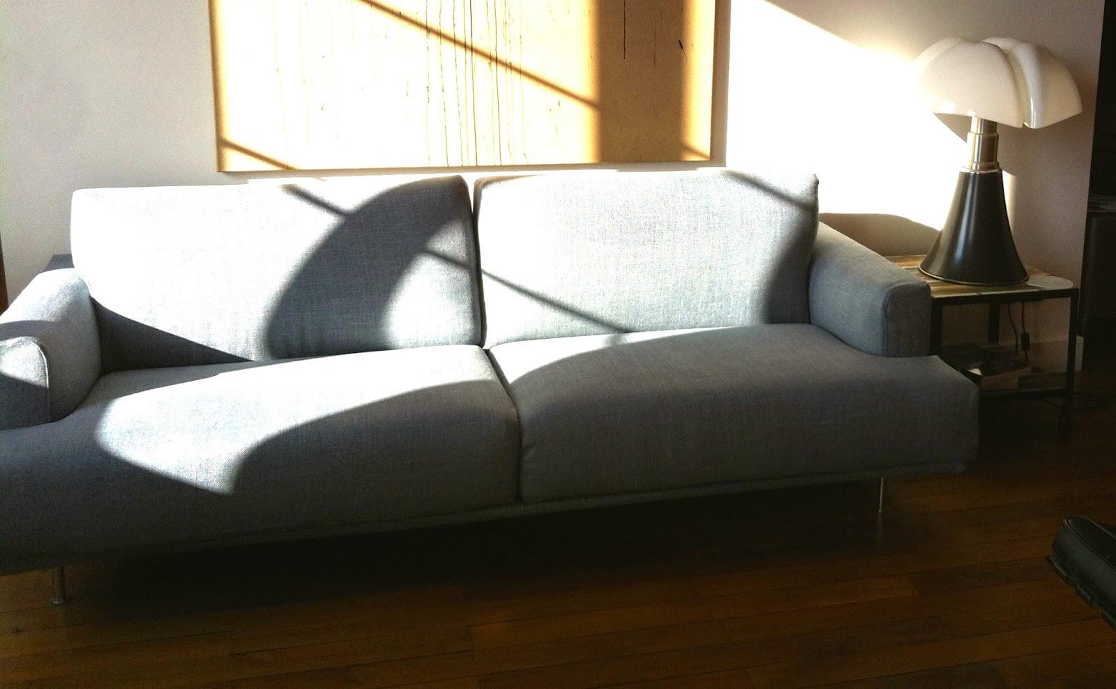 atelier anne lavit artisan tapissier d corateur 69007 lyon canape en lin. Black Bedroom Furniture Sets. Home Design Ideas