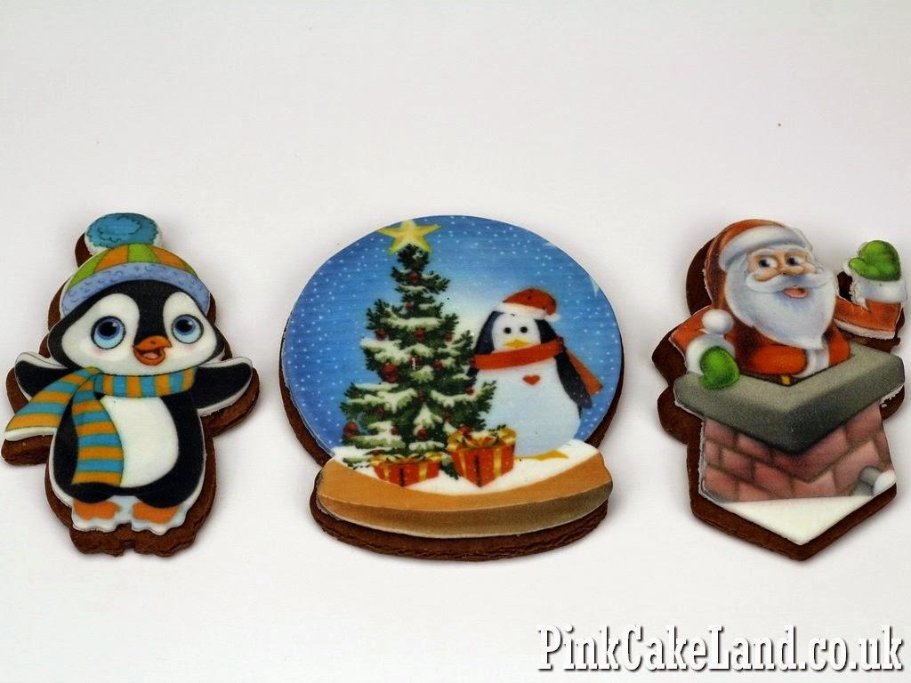 Xmas Gingerbreads