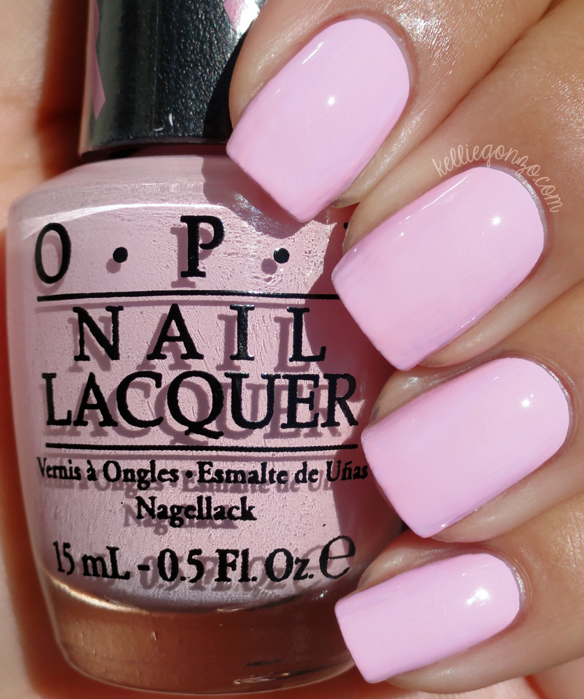 OPI - Mod About You // kelliegonzo.com