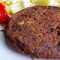 Galettes et Steaks végétariens