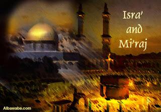 Selamat Hari Raya Isra Mi'raj Nabi Muhammad S.A.W