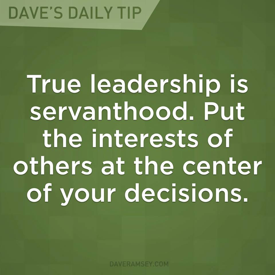 "Servant Leadership Quotes Mesmerizing Someone Tell Me ""servant Leadership"""