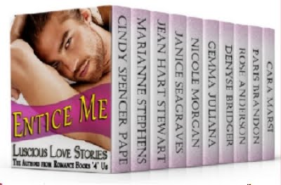 Entice Me Anthology from Romance Books '4' Us
