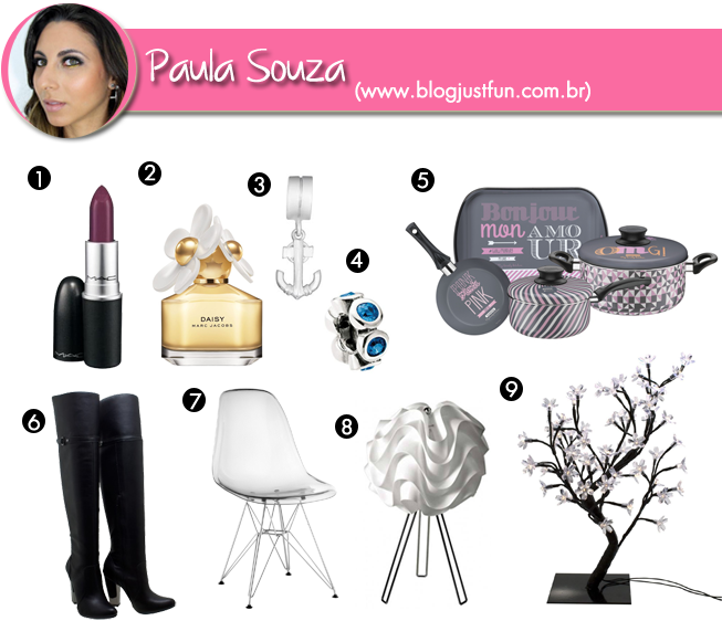 wishlist paula souza blog just fun
