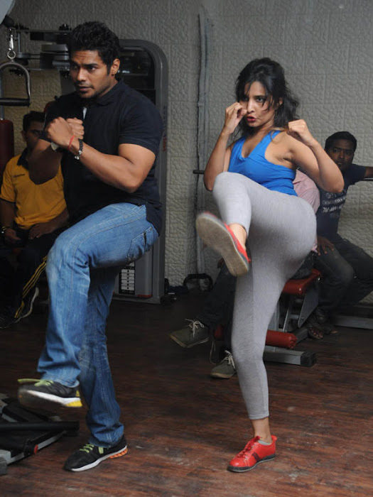 rachana shah's fitness workout unseen pics