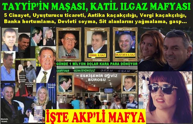 İŞTE ESKİŞEHİR'İN KATİL MAFYASI