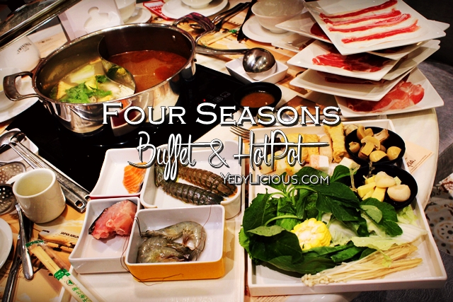 Four Seasons Buffet and HotPot by Vikings Cubao Quezon City