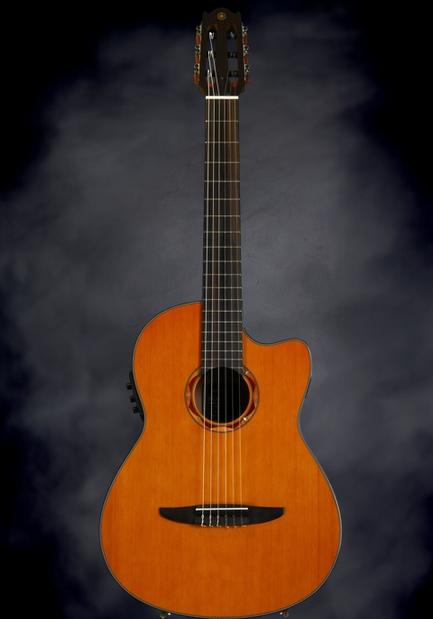 harga gitar klasik yamaha NCX700C