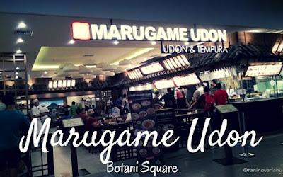 Marugame Udon Botani
