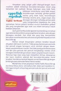 desain buku kewanitaan muslimah