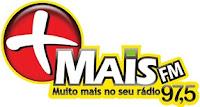 ouvir a Rádio Mais FM 97,5  itapuranga go