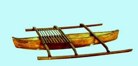 Penyebaran Manusia dengan Perahu Bercadik
