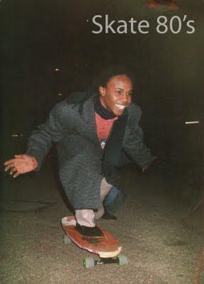 Skatebording London