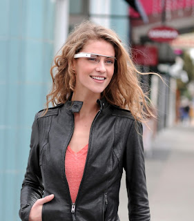 GOOGLE TESTS AUGMENTED REALITY GLASSES