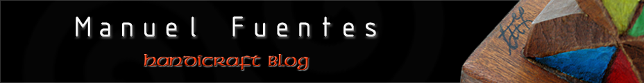 Manuel Fuentes - artesanía