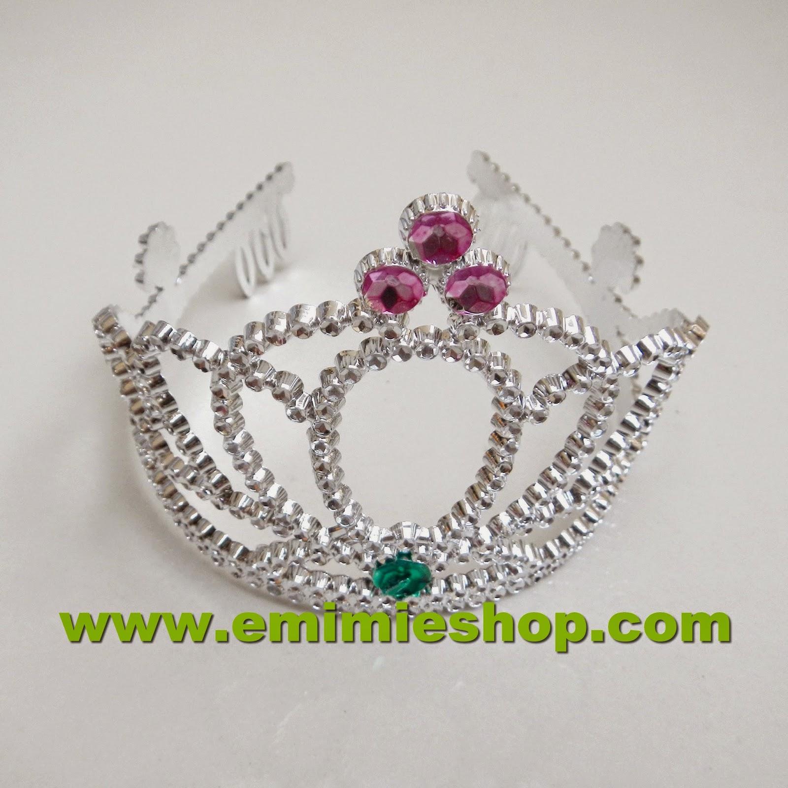 mahkota ratu anak aksesoris