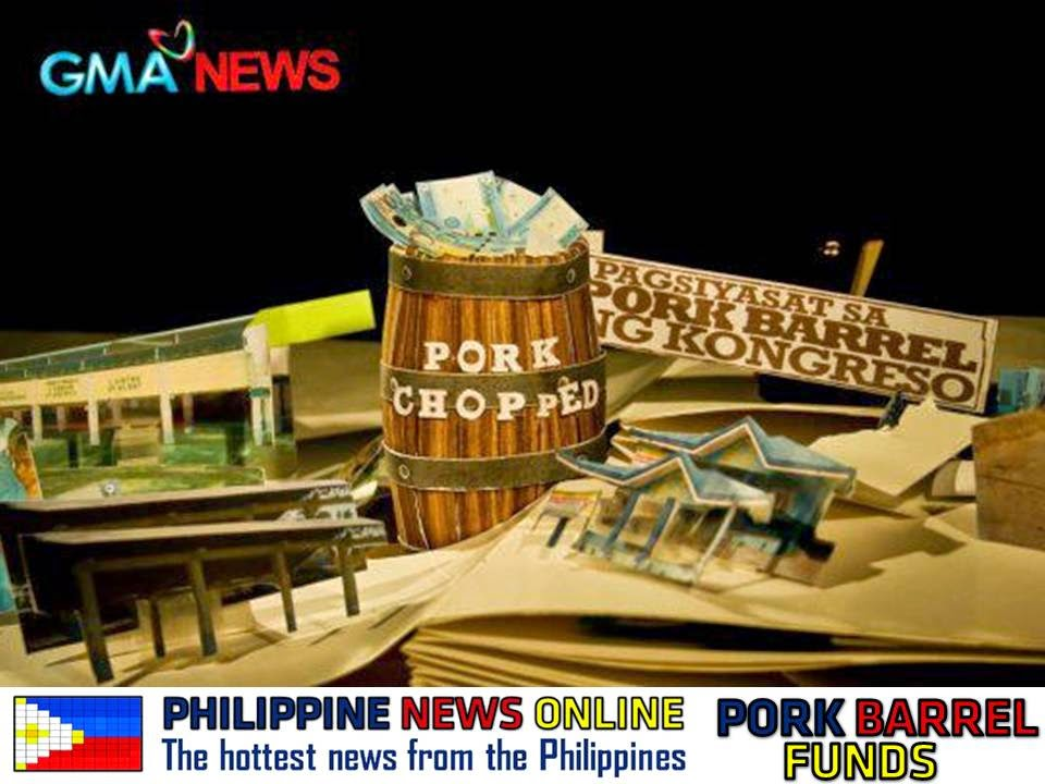 the 10 billion pork barrel scam Is the ten billion pork barrel scam premature mudslinging for the 2016 presidential elections no, the 10-billion pork barrel scam is not a premature mudslinging.