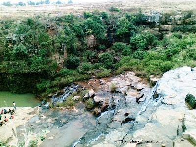 Mandawa waterfall