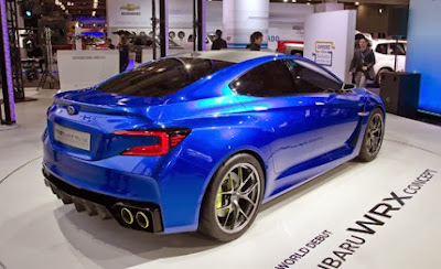 2015 Subaru WRX STI - Review and New cars wallpapers