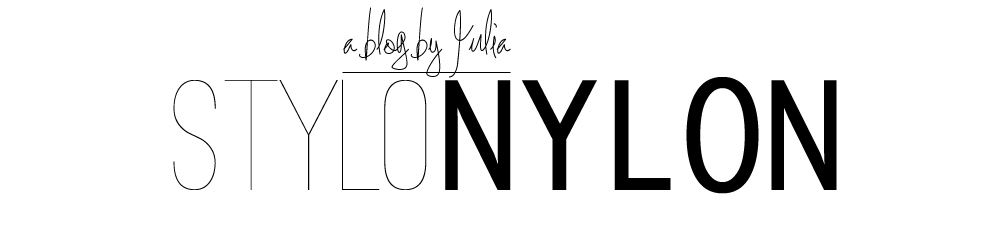 Stylonylon - UK Fashion Blog 